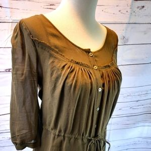 J Crew Blouse and Camisole